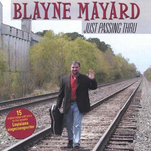 Blayne Mayard