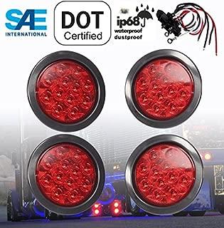 led stop turn
