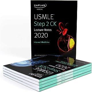 USMLE Step 2 CK Lecture Notes 2020, 5-Book Set (Kaplan Test Prep)