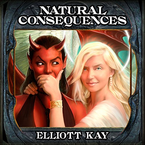 Natural Consequences audiobook cover art