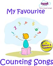 My Favourite Counting Songs (English Edition)