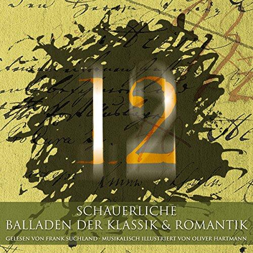 12 schauerliche Balladen der Klassik & Romantik Titelbild