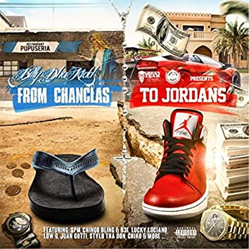 From Chanclas to Jordans