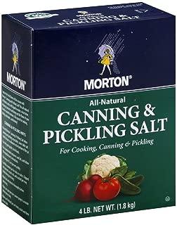Best canning or pickling salt Reviews