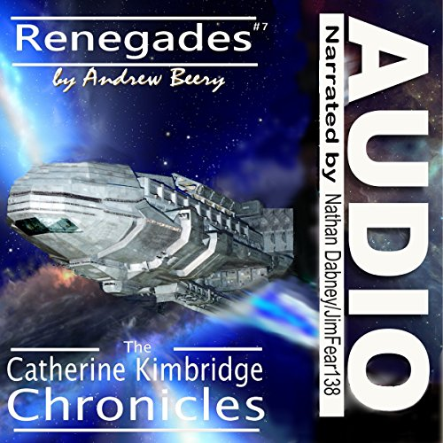 Renegades audiobook cover art