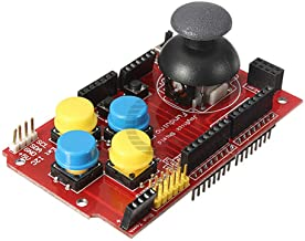 Joystick Pad Keypad Shield for PS2 Game Pads Support for Arduino Raspberry Pi