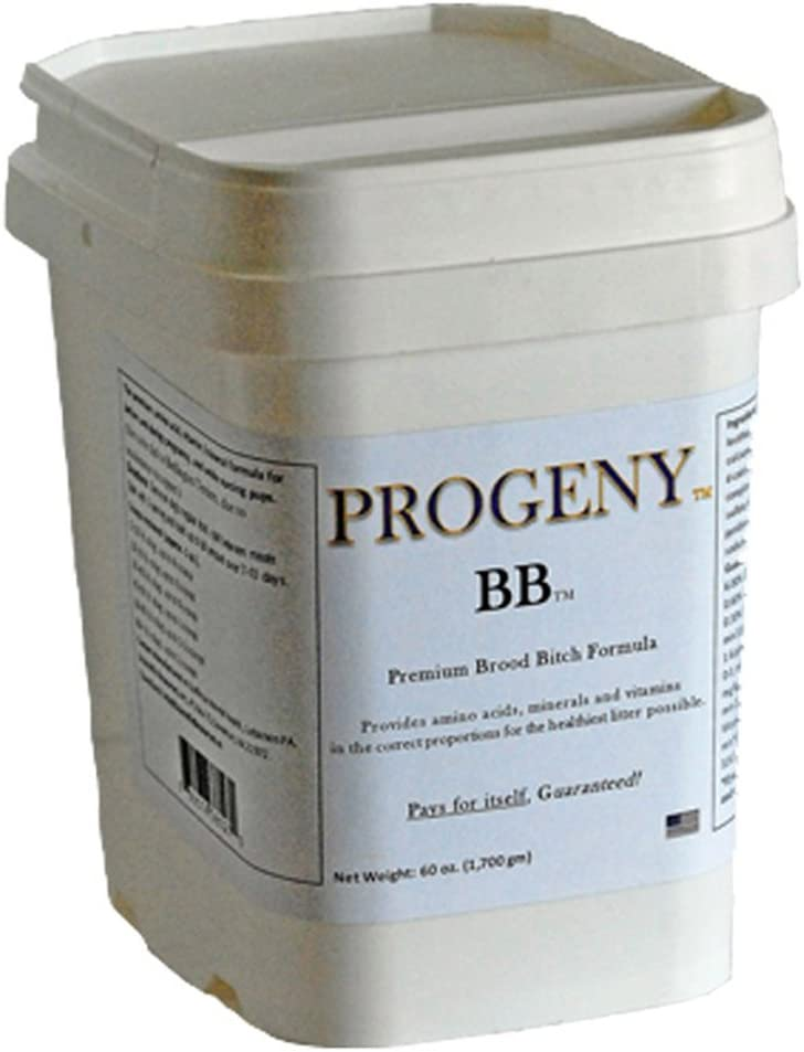Progeny BB Dog Breeding Supplement Dam for Super sale period limited Nutrition and Premium price