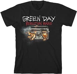 Mejor Camiseta Green Day Revolution Radio de 2020 - Mejor valorados y revisados