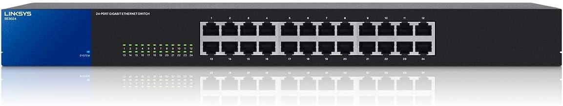 Linksys Metallic Gigabit Switch SE3024