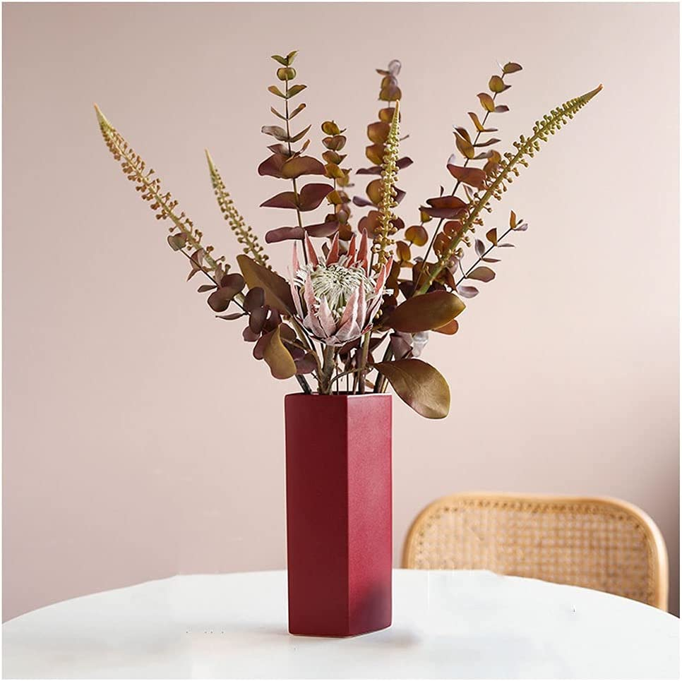 KGDC Artificial Flowers Autumn Simulation Dining Flower High material National products Tab Sage