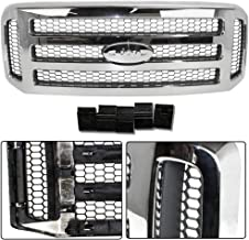 Make Auto Parts Manufacturing New Chrome Grille Assembly...