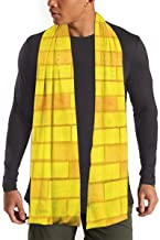 Yellow Brick Road Winter Scarf Classic Long Soft Fashion Business Warm Autumn Scarves For Women Men