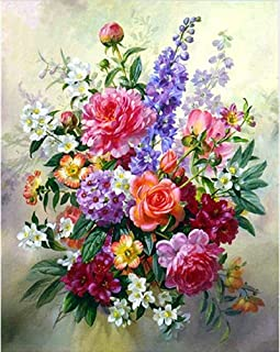 Best cross stitch flower bouquet Reviews
