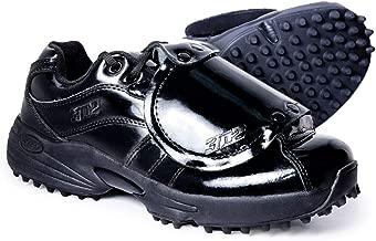 3N2 Men's Umpire Shoe - Reaction Pro Plate Lo – Patent Leather - Black