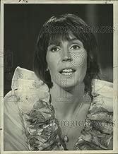 Historic Images - 1973 Press Photo Musical Artist Helen Reddy