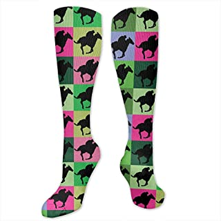 WlyFK, Calcetines para hombre y niño, para correr, caminar, calcetines de vestir, calcetines para grandes regalos
