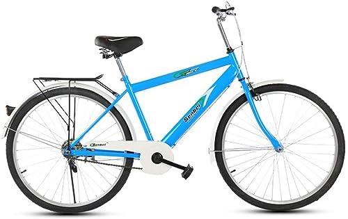 tienda en linea GRXXX Commuter Commuter Commuter Bicycle Super Light y Easy Lady Folding Student Car 26 Pulgadas,azul-26 Inches  precio mas barato