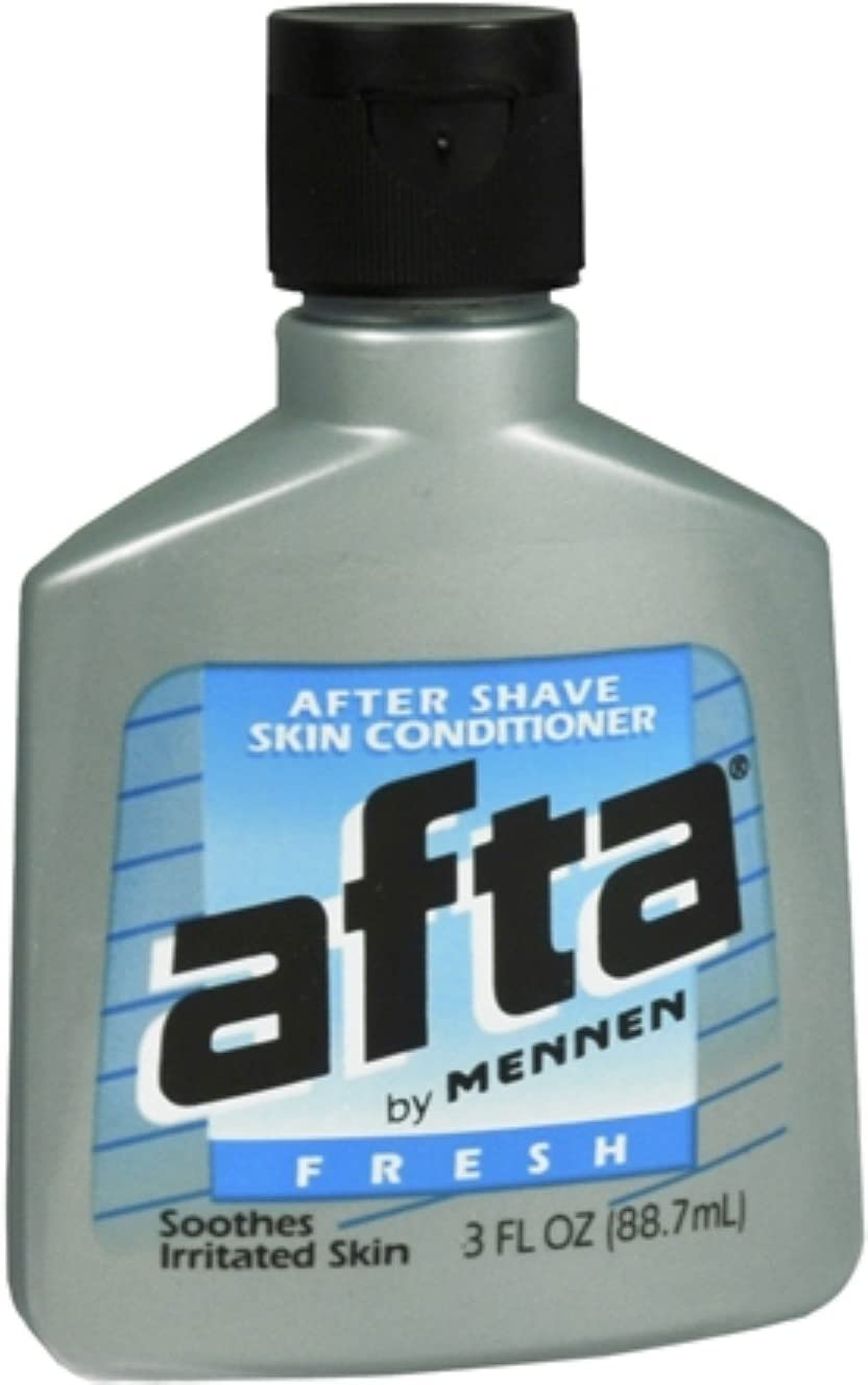 Afta After Shave Popular products Skin Conditioner Sale special price Fresh oz 3 Pack 6 of