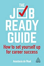 The Job-Ready Guide: How to Set Yourself Up for Career Success                                              best CV and Resume Books