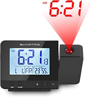 Best Digital Projection Clock of 2020 – Top Rated & Reviewed
