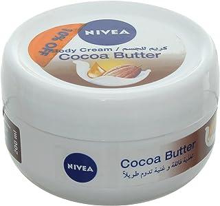 Nivea Cocoa Butter Cream In Jar, 200 ml