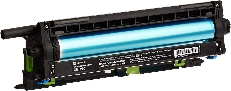 Lexmark 72K0Q00 Photoconductor, 3 Pack