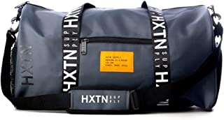 HXTN SUPPLY Prime Duffle Mens Holdall Grey