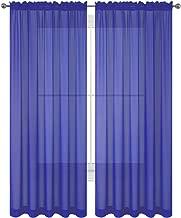 Best royal blue sheer panels Reviews
