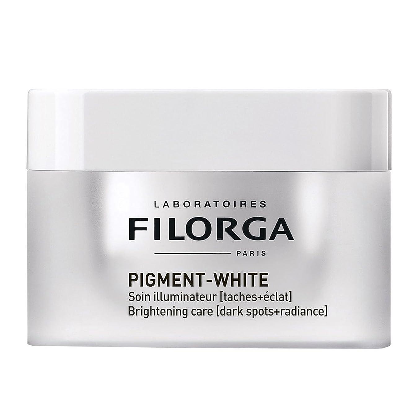 シンカン重要なビリーヤギFilorga Pigment-white 50ml [並行輸入品]