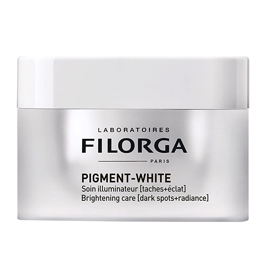 テロひらめき重々しいFilorga Pigment-white 50ml [並行輸入品]