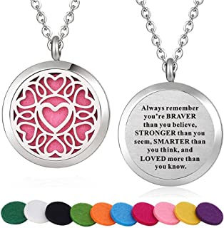 Best aroma necklace diffuser Reviews