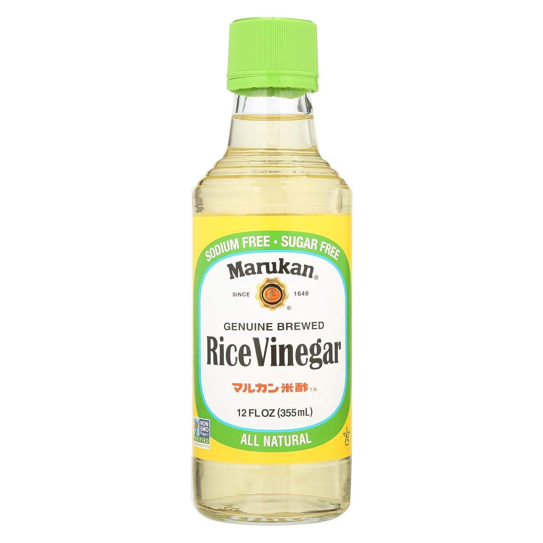 Rice Vinegar Brew 12 6 of Ounces Max 65% OFF Case specialty shop