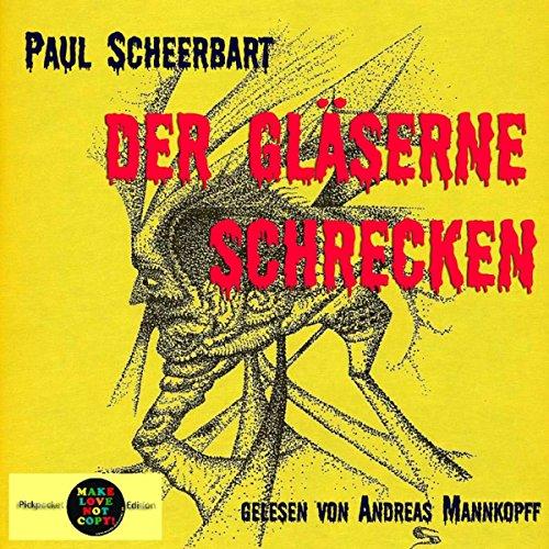 Der gläserne Schrecken audiobook cover art