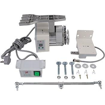 Motor de máquina de coser industrial de ahorro de energía, 400 W ...
