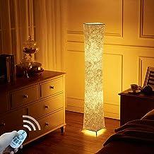 Amazon.es: lampara pie mimbre