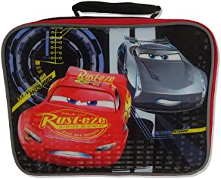 Cars 3 Lightning McQueen and Jackson Storm Lunch Box