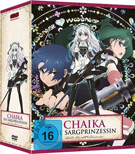 Chaika, Die Sargprinzessin - 1. Staffel - Vol. 1 - [DVD] mit Sammelschuber