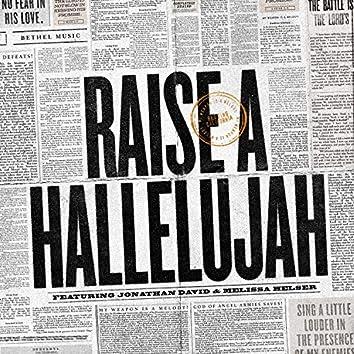 Raise a Hallelujah (Studio Version) (Single)