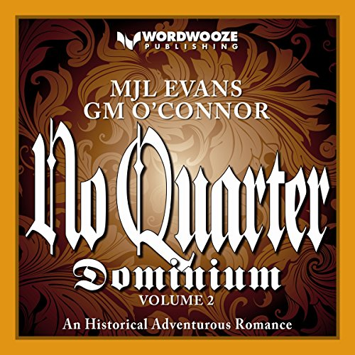 No Quarter: Dominium, Volume 2 audiobook cover art