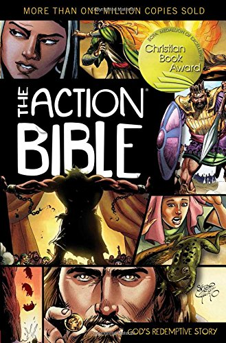Compare Textbook Prices for The Action Bible  ISBN 8601300483870 by Doug Mauss,Sergio Cariello