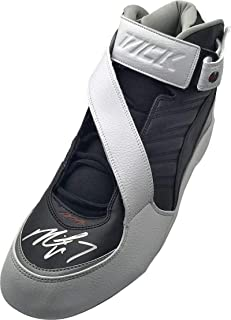 e3b54540a0ae Mike Vick Signed Autographed Eagles NIKE Football Cleat Beckett BAS -  Beckett Authentication - Autographed NFL
