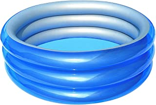 Bestway H2O Go Big Metallic Inflatable Play Pool - 51043