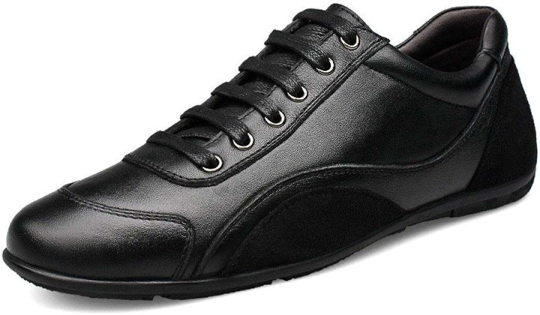 Men Business shoes Casual shoes Black Simple Wild Comfortable