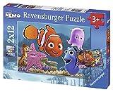 Ravensburger Nemo - Puzzle, 2 x 12 Piezas 07556 0