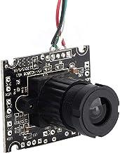 Oumefar Módulo de microscopio electrónico de 30 W, Ocular estándar USB para Lupa para cámara Web con Lupa electrónica