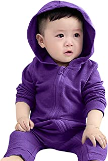 98006a8d8722 Amazon.com  9-12 mo. - Hoodies   Active   Clothing  Clothing