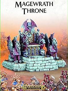 Warhammer Age of Sigmar Magewrath Throne