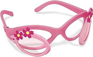 Melissa & Doug - Sunny Patch Blossom Bright UV-rated Flip-Up Sunglasses