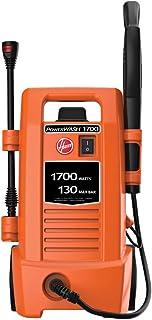 Hoover Power Wash Car Pressure Washer, 4.9 Kg, HPW1C-ME, Orange, 1 Year Warranty