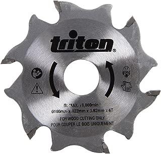 Triton TPTA12954799 Dischi di Levigatura a Rete con Sistema a Strappo 10 Pezzi 0 V Grigio 80 Grit